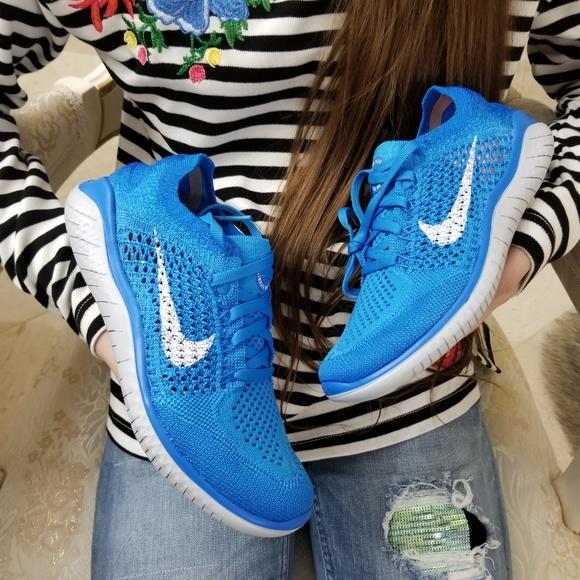 on sale b3bae ba6e3 Nike Shoes   Free Rn Flyknit 2018 Womens Running Shoe   Poshmark